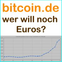 bitcoin.de Marktplatz